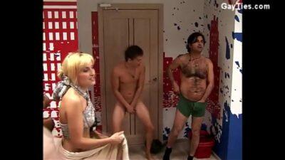 Nude on tv