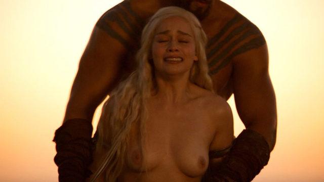 Emilia clarke nackt xxx sex